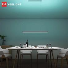 Lámpara LED inteligente YEELIGHT Meteorite para restaurante, con luces LED PARA CENA candelabro, Control por aplicación remota, novedad
