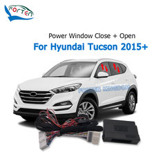 Forten reino carro auto inteligente power windows mais perto & aberto kit módulo para hyundai tucson 2015-2020