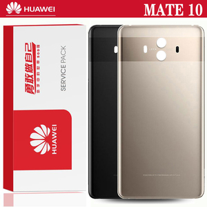 Original Back Housing Replacement for HUAWEI MATE 10 Back Cover Battery adhesive Sticker Back Housing Repair Parts