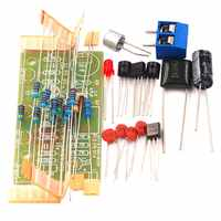 Voice-Controlled Clapping Switch Kit Scatter Electronic Diy Fun Production Kit Electronic Practice Kit