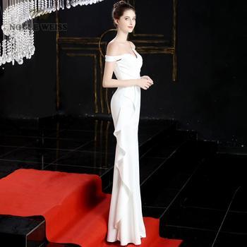 prom dresses 2019 green mermaid sexy split elastic party dress sexy vestidos de gala sweetheart long prom gown 6