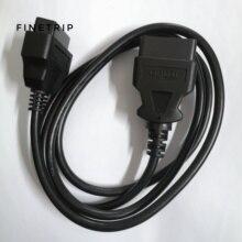 FINETRIP – câble dextension OBD2 ELM327 à 16 broches, 0.3m/1m/1.5m/3m/5m/10m, pour connecteur de voiture