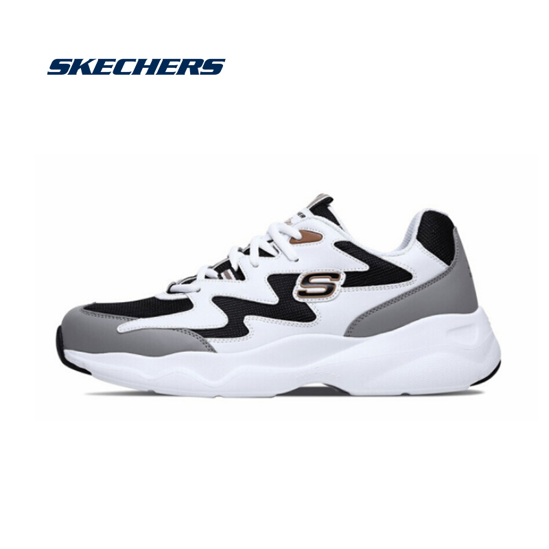calidad y cantidad asegurada disponibilidad en el reino unido moda mejor valorada Skechers Shoes Men D'lites Chunky Sneakers Men Vulcanize Shoes Man ...