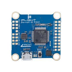 Image 2 - Iflight succex e f4 f405 controlador de voo osd & 45a blheli_s 2 6s 4 em 1 pilha sem escova 30.5x30.5mm do esc para o quadro do zangão de rc