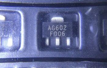 10pcs/lot   AG602-89G   AG602 A602G SOT-89 10pcs lot uda1352 uda1352ts tssop 28