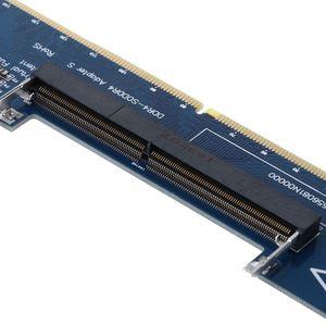 Image 4 - แล็ปท็อป DDR4 SO DIMM เดสก์ท็อป DIMM หน่วยความจำ RAM Connector อะแดปเตอร์เดสก์ท็อป PC การ์ดหน่วยความจำแปลงอะแดปเตอร์