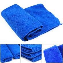 Detailing Towels Cleaning Cloth washing wape Microfiber No-Scratch Rag(China)