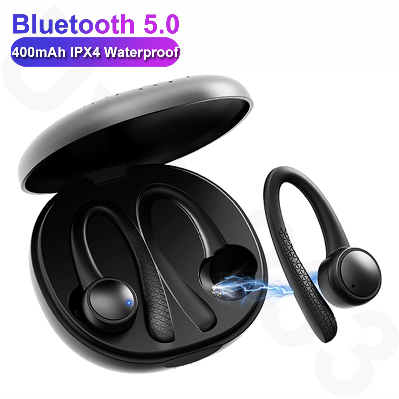 T7 Pro TWS 5 0 Wireless Bluetooth Earphone HiFi Stereo Wireless headphones Sports Headset With Charging Box For iOS amp Android