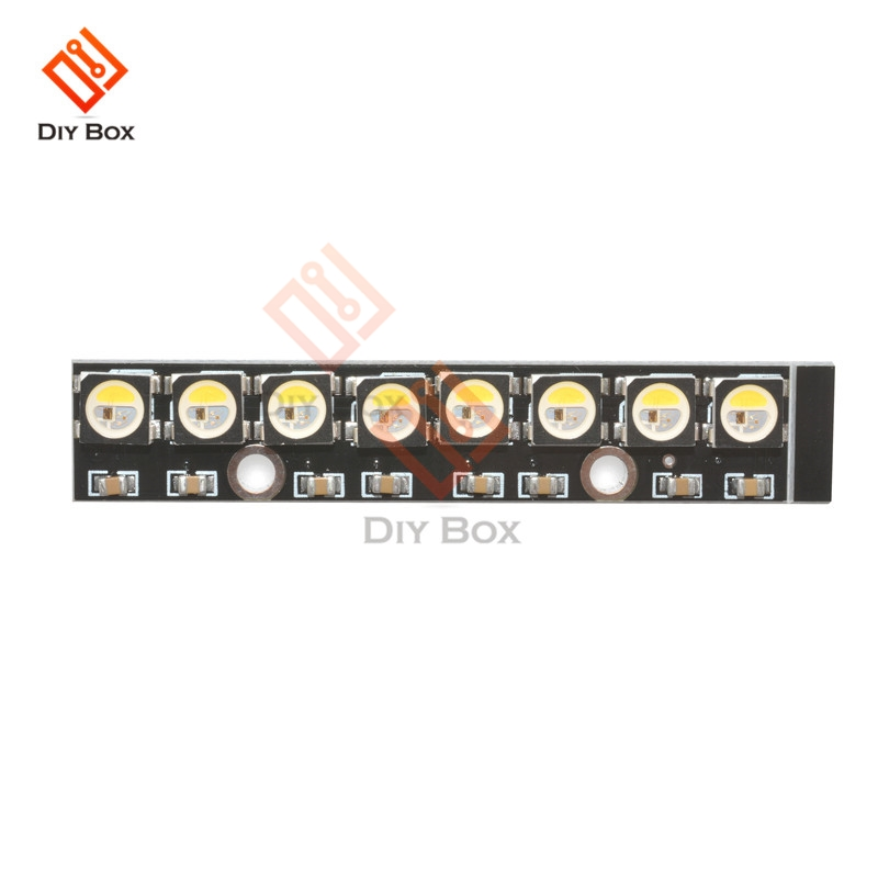 32 Bit SK6812 RGBW LED Stick Bar Light Module PWM Addressable Programmable 8 Bit 5V 5050 RGB LED Light For Arduino AVR PIC DIY