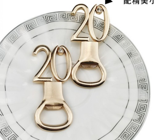 20 Pcs Lot 20th Event And Party Decoration Favors Of 20th Bottle Favors For 20th Wedding Anniversary Gifts And Birthday Favors Party Favors Aliexpress
