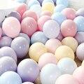 10/20/30 шт 5/12 дюймов конфеты Цвет Макарон латексные воздушные шары для свадебной церемонии, дня рождения или фестиваля вечерние декоративно ф...