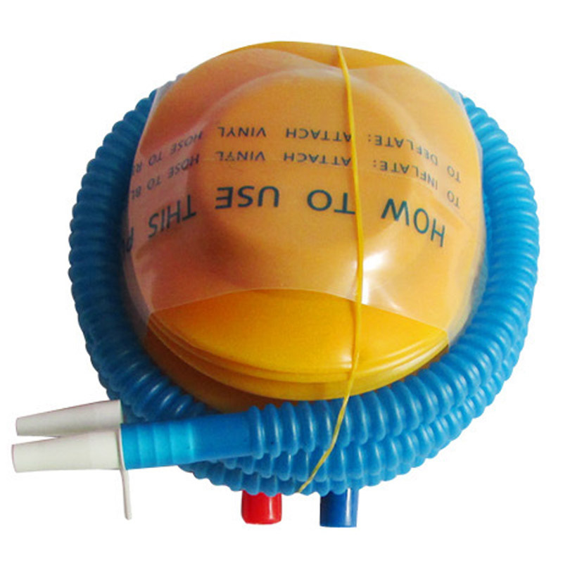 Mini Balloon Inflation Tool Toy Air Pump Pedal Type Tire Pump Foot Tire Pump Wholesale