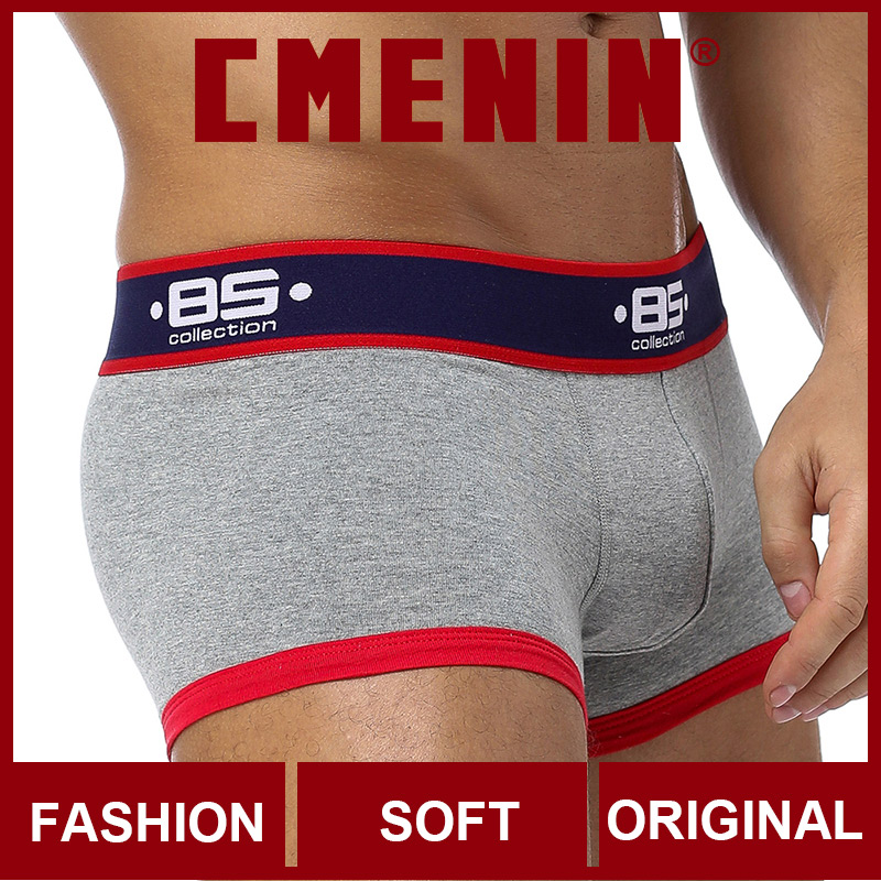 Ins Style 2020 New Underwear Men Boxers Ice Silk Mens Boxershorts Underware Boxer Shorts Panties Freegun Breathable