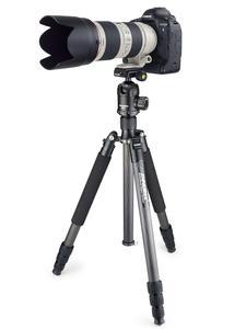 Штатив-Трипод RT70C из углеродного волокна, монопод для профессиональных цифровых зеркальных камер, телеобъектив, сверхпрочная подставка, ма...