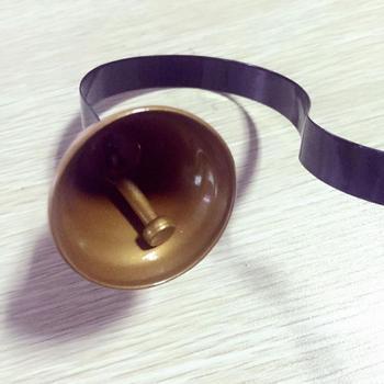 Gorący sprzedawane wysokiej jakości dzwonki metalowe dzwonki wysokiej klasy dzwonki słodkie małe grzechotki dzwonek do drzwi Retro Nostalgia sklep domu wiatr kuranty tanie i dobre opinie CN (pochodzenie)