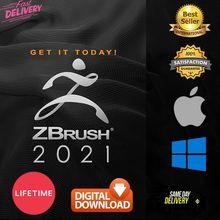 Pixologic Zbrush 2021 FULL VERSlON✅WINDOWS & macOS✅ACTlIVATED LlFETlME LlCENSE