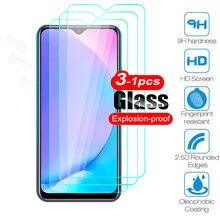 3 pçs vidro temperado para vivo y17 y12 y15 y11 2019 y50 y81 y30 y18 tela película protetora para vivo y17 y 17 protetor de vidro