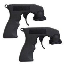 Universal-Spray-Device Action-Aerosol Paint Applicator Portable Trigger Easy-Control