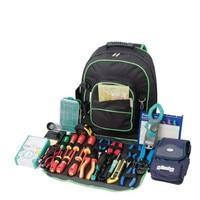 Electrician Tool Box Multifunctional Tool Bag Universal Travel Bag Big Storage For  Repair work|Tool Parts| |  -