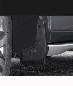 Image 5 - רכב Mudflaps עבור סוזוקי Jimny 2019 2020 2021 מגני בץ פגוש בוץ דש משמר Splash אביזרי אוטומטי Styline קדמי אחורי 4pcs