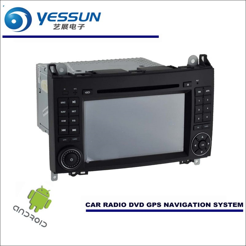 YESSUN Auto Android Navigation System Fü<font><b>r</b></font> VW <font><b>Crafter</b></font> LT3 Volt 2002 ~ 2013 Radio Stereo CD DVD Player GPS Navi HD Bildschirm Multimedia image