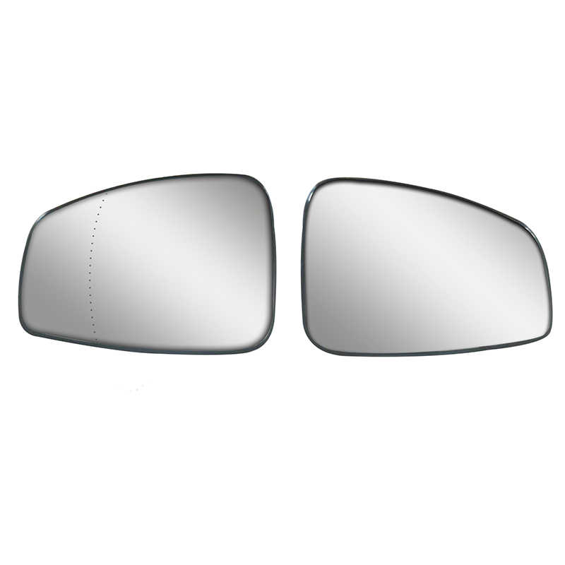 For Audi A4 A5 A6 A8 08-10 09-12 12-16 F355 Rearview Left Side Mirror Glass