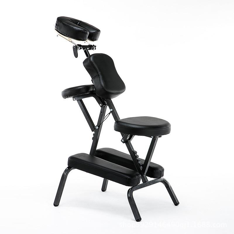 Tattoo Chair Health Chair Folding Massage Chair Portable Massage Chair Scraping Chair Tattoo Chair