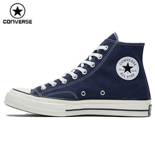 Original New Arrival  Converse Chuck 70'S Unisex Skateboarding Shoes Canvas Sneakers