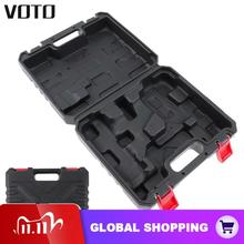 VOTO Power Tool Suitcase 21V Dedicated Tool Box Holder Storage Case with 270mm Length for Lithium Drill Electric Screwdriver
