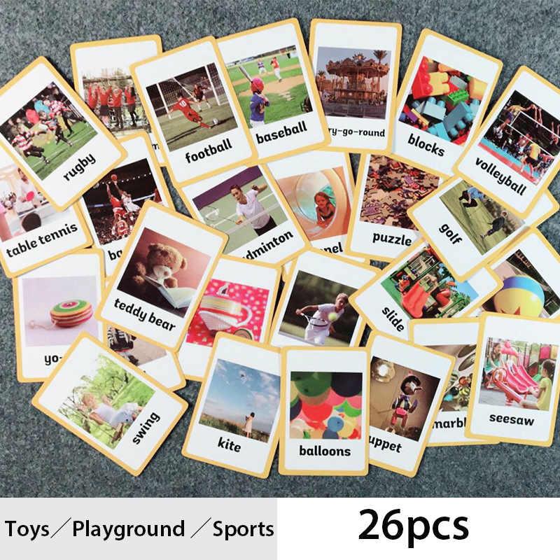 250PCS/set Learning Chinese Language Words Flash Cards