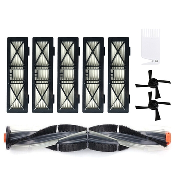 цена на -Filters Brushes for Neato Botvac D Series D7 D5 D3 D75 D80 D85 D7500 D8500 D800
