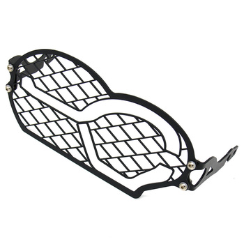 Hot Headlight Grill Guard Protector Cover Stainless Steel Mesh Grill Fit For BMW R1200GS R 1200 GS 2008-2012 Motorcycle Accessor