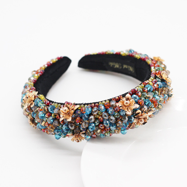 Full Crystal Luxurious Limited Edition Hairbands  6