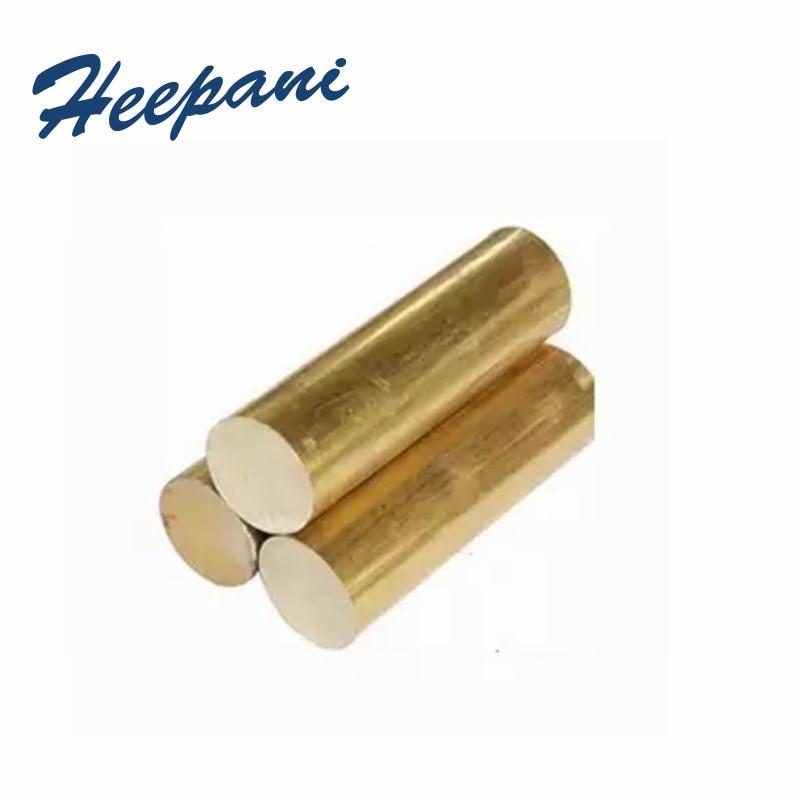Copper Alloy CZ120 / C36000 / CZ121 / CZ122 / CZ123 / CZ124 / CZ125 / CZ126 Sheet Customize Cutting Brass Rod Leaded Brass Strip