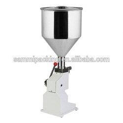 free shipping A03 Manual Cream Filling Machine/Paste Filler 5-50ML