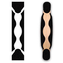 Anti-slip Dance Longboard Grip Tape Waterproof Skateboard Sticker Scooter Griptape Sandpaper 47inch Skateboard Parts цена и фото