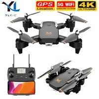 Dron Rc 4k HD gran angular, Cámara 1080P, WiFi, fpv, Dron Cámara Dual Quadcopter, transmisión en tiempo real, helicóptero, 2020