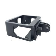 Eylem kamera kafesi koruyucu kılıf GoPro Hero 7 6 5 siyah kamera krom çerçeve kabuk konut aksesuarları