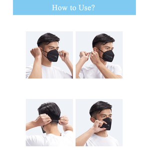 Image 4 - Youpin Purely Anti Pollution Air Flow Mask Replacement Filter for Purely Anti Pollution Air Face Mask