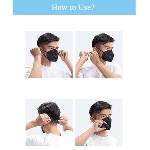 Image 4 - Youpin puramente anti poluição filtro de substituição da máscara de fluxo de ar para puramente anti poluição máscara facial de ar