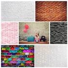 White Brick Wall Bac...