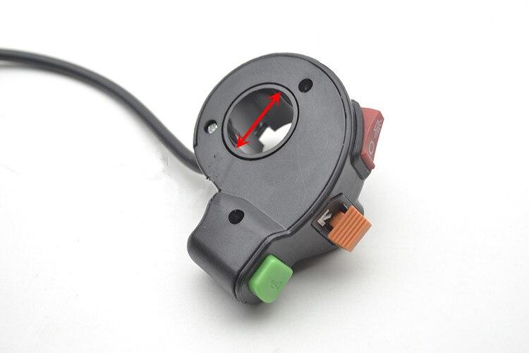 Универсальный мотоцикл фары для мотороллера сигнала поворота светильник переключатель для TC85 TC125 TE125 TC250 TE250 300 FC250 450 FE250 501 S