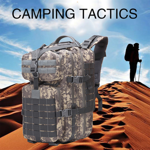 Image 5 - 25L/35L/40L/45L Military Backpack Drawstring Tactical Outdoor 800D Waterproof Oxford Fishing Hunting Camping Climbing Backpack