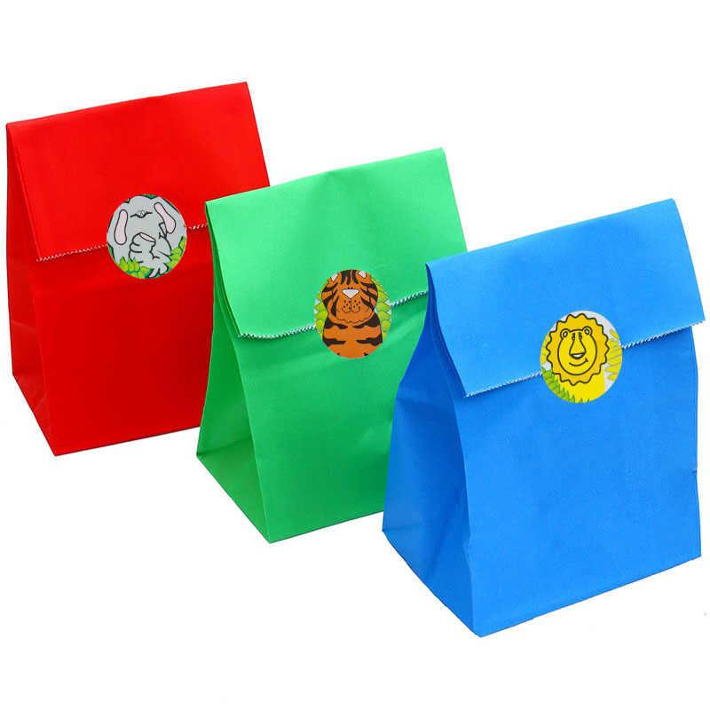 500 sztuk za dużo 8 wzorów śliczne Husky Corgi Pet Dog dekoracyjne naklejki Scrapbooking jako naklejka używana jako nagroda piśmienne nauczyciel dla dzieci