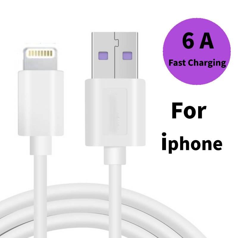 samsung Зарядное устройство кабель для телефона samsung Galaxy note 4 5 S4 S6 S7 край A3 A5 a6 A7 a8 J3 j5 J7 pro зарядки Micro USB кабель для передачи данных - Цвет: 6A For iPhone