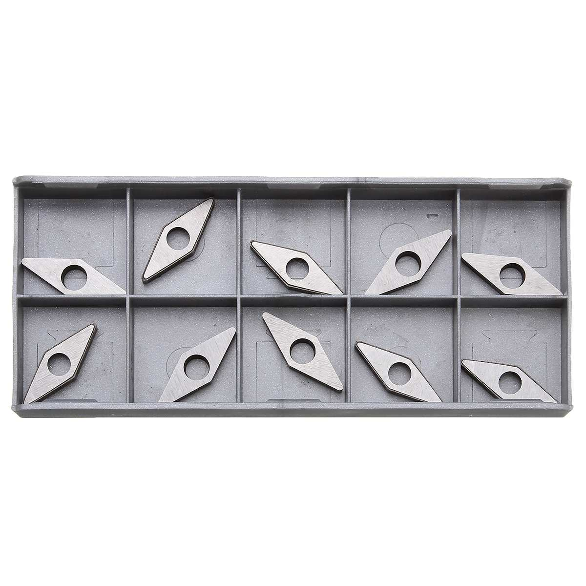 10pcs SV1603 Carbide Insert Shim Seats For Tool Holder Kind VNMG160404/08/12/16 Machine Turning Tool Insert