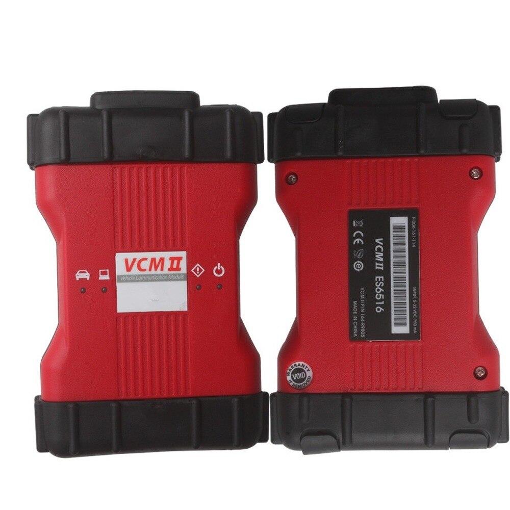 VCM II VCM2 Full Chip Vehicles Scanner For Ford VCM2 IDS V114 Mazda VCM2 IDS V114 Diagnostic Tool 2 In 1