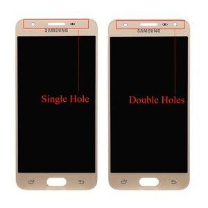 """Image 2 - מקורי 5.0 """"LCD Digitizer לסמסונג גלקסי J5 ראש G570 G570F On5 2016 G5700 תצוגת מגע עצרת מסך + שירות חבילה"""
