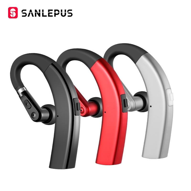 SANLEPUS M11 Bluetooth Earphone Wireless Headphones Handsfree Earbud Headset With HD Microphone For Phone iPhone xiaomi Samsung