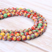 Wholesale Color Emperor Natural Stone Beads Round Beads Loose Beads For Making Diy Bracelet Necklace 4/6/8/10/12MM